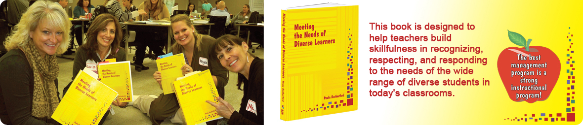 Meeting the Needs of Diverse Learners